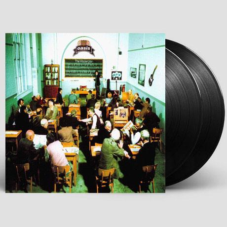 THE MASTERPLAN [LP]