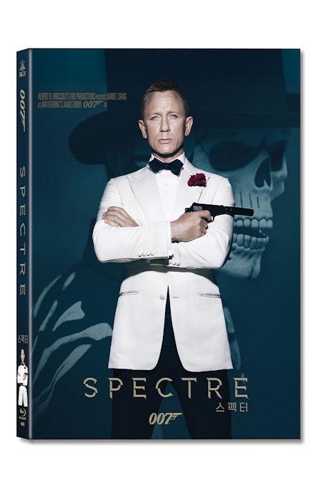 007 스펙터 [풀슬립 스틸북 한정판] [SPECTRE]