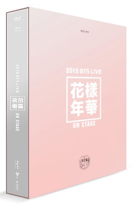 화양연화 ON STAGE: 2015 BTS LIVE [3DVD+포토북]
