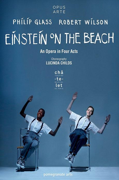 EINSTEIN ON THE BEACH/ MICHAEL RIESMAN [필립 글래스 & 로버트 윌슨: 해변의 아인슈타인]
