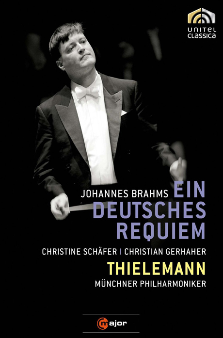 EIN DEUTSCHES REQUIEM OP.45/ CHRISTIAN THIELEMANN [브람스: 독일 레퀴엠]