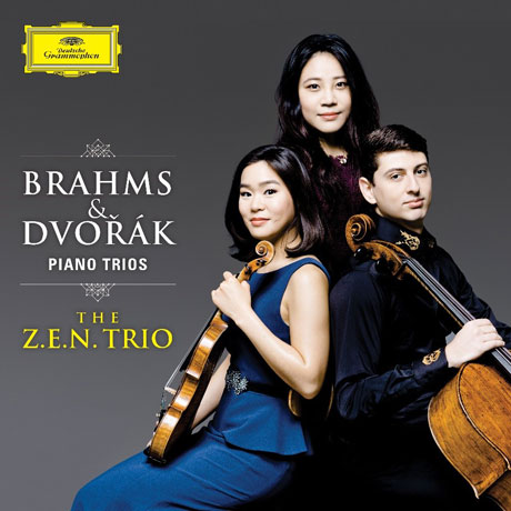 BRAHMS & DVORAK: PIANO TRIOS [젠 트리오: 브람스 & 드보르작 피아노 트리오]
