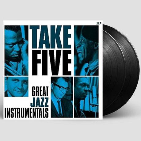 TAKE FIVE: GREAT JAZZ INSTRUMENTALS [180G LP]