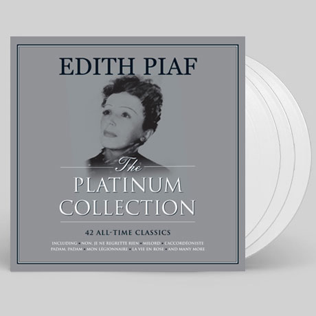 THE PLATINUM COLLECTION [180G WHITE LP]