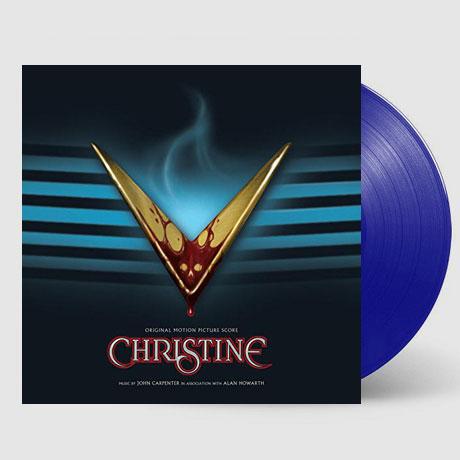 CHRISTINE [크리스틴] [180G BLUE LP]