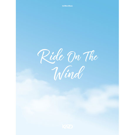 RIDE ON THE WIND [미니 3집]
