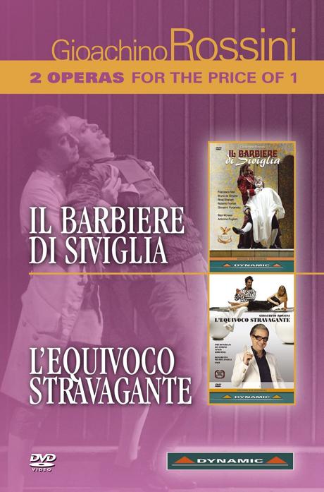 IL BARBIERE DI SIVIGLIA+L`EQUIVOCO STRAVAGANTE [로시니: 세비야의 이발사+이상한 오해]
