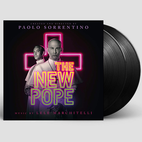 THE NEW POPE: ORIGINAL SOUNDTRACK FROM THE HBO SERIES [뉴 포프] [LP]