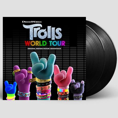TROLLS WORLD TOUR [트롤: 월드 투어] [LP]