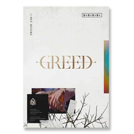 1ST DESIRE [GREED] [W VER]