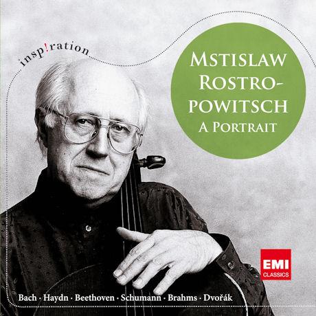 MSTISLAW ROSTRO-POWITSCH: A PORTRAIT [INSPIRATION] [로스트로포비치 베스트]