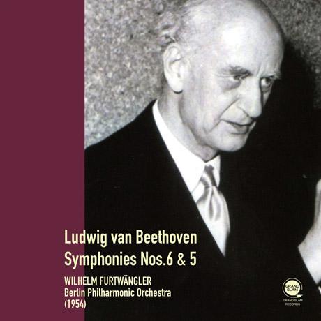 베토벤: 교향곡 6번 & 5번