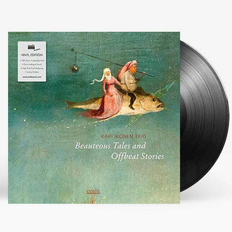 BEAUTEOUS TALES AND OFFBEAT STORIES [180G LP]
