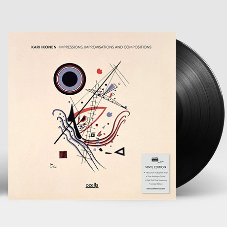IMPRESSIONS, IMPROVISATIONS AND COMPOSITIONS [180G LP]