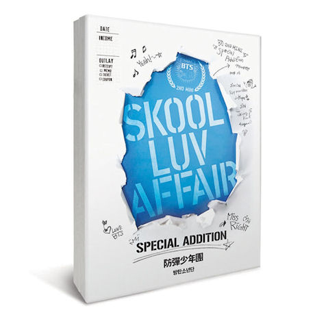 SKOOL LUV AFFAIR [CD+2DVD] [SPECIAL ADDITION]