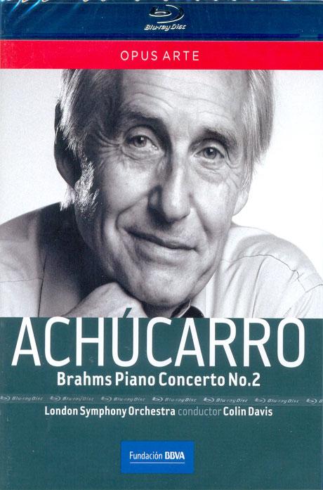 PIANO CONCERTO NO.2/ JOAQUIN ACHUCARRO, COLIN DAVIS [블루레이 전용플레이어 사용]
