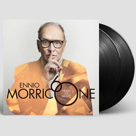 60 YEARS OF MUSIC [엔니오 모리꼬네: 60주년 베스트] [180G LP]