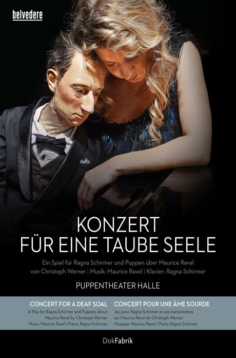 KONZERT FUR EINE TAUBE SEELE/ RAGNA SCHIRMER [라벨: 인형극 <들리지 않는 영혼을 위한 콘서트>]
