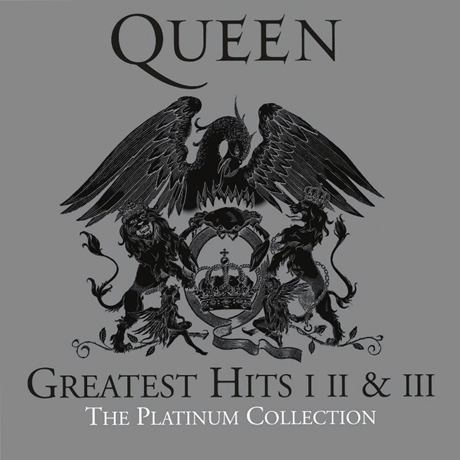 GREATEST HITS 1, 2 & 3: THE PLATINUM COLLECTION