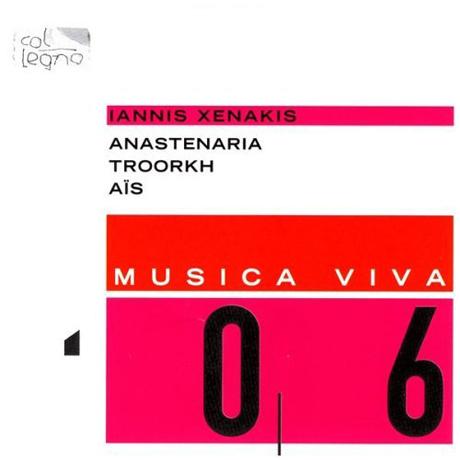 ANASTENARIA ETC/ PETER RUNDEL [MUSICA VIVA 6]