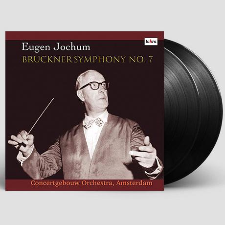 SYMPHONY NO.7/ EUGEN JOCHUM [브루크너: 교향곡 7번 - 오이겐 요훔] [LP]