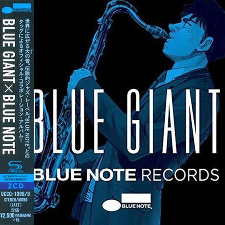 BLUE GIANT X BLUE NOTE [SHM-CD]