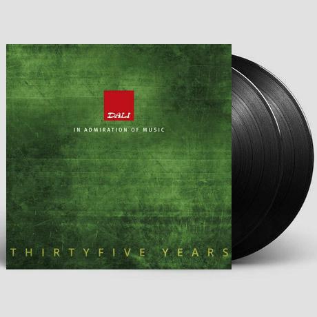 DALI VOL.5: THIRTY FIVE YEARS [180G LP]