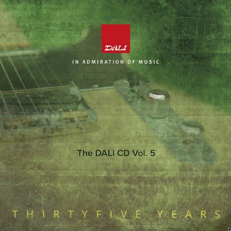 DALI VOL.5: THIRTY FIVE YEARS