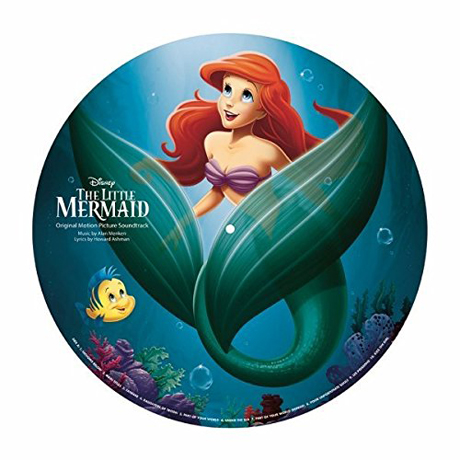 THE LITTLE MERMAID [PICTURE DISC 180G LP] [인어공주]