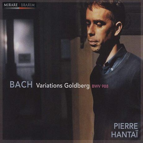 VARIATIONS GOLDBERG/ PIERRE HANTAI [바흐: 골드베르크 변주곡 - 피에르 앙타이]