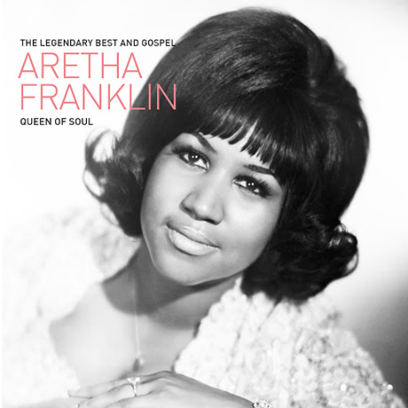 THE LEGENDARY BEST AND GOSPEL: QUEEN OF SOUL [디지팩]