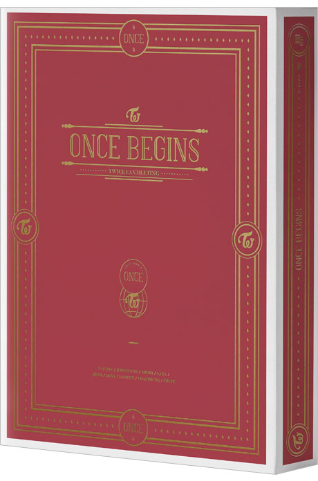 ONCE BEGINS: FANMEETING [2DVD+MD]