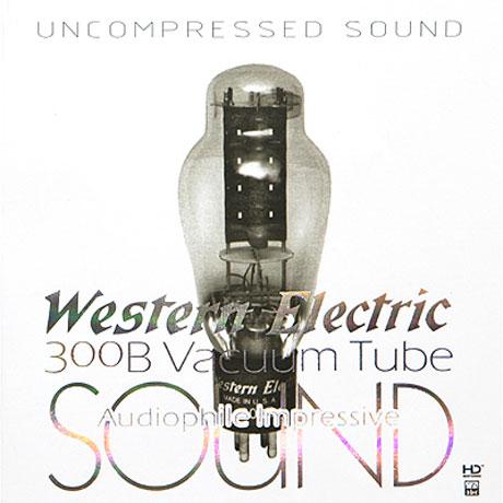 WESTERN ELECTRIC: 300B VACUUM TUBE - AUDIOPHILE IMPRESSIVE SOUND