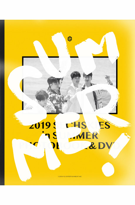 2019 SECHSKIES IN SUMMER PHOTOBOOK & DVD