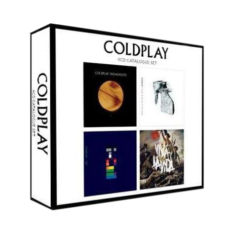 4CD CATALOGUE SET [한정반]