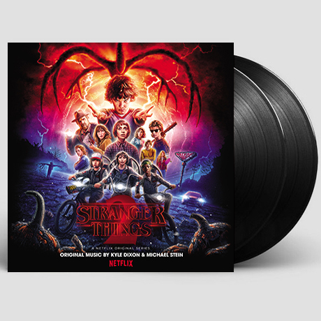 STRANGER THINGS 2: A NETFLIX ORIGINAL [기묘한 이야기 시즌 2] [180G LP]