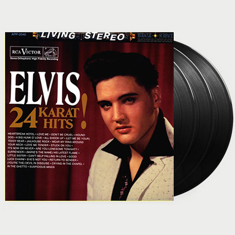 24 KARAT HITS [200G 45RPM LP]
