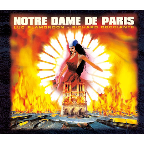 NOTRE-DAME DE PARIS: PALAIS DES CONGRES DE PARIS - COMPLETE VERSION [노트르담 드 파리: 팔레 데 콩그레 라이브]