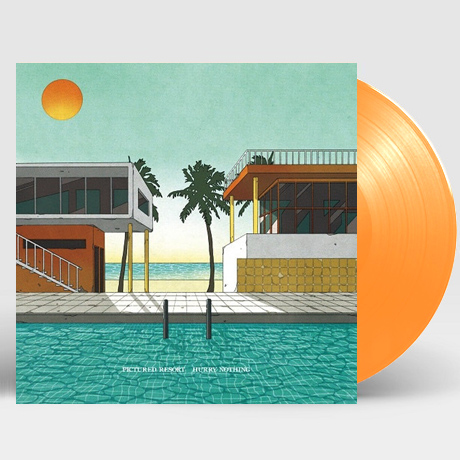 HURRY NOTHING [CLEAR ORANGE LP] [한정반]