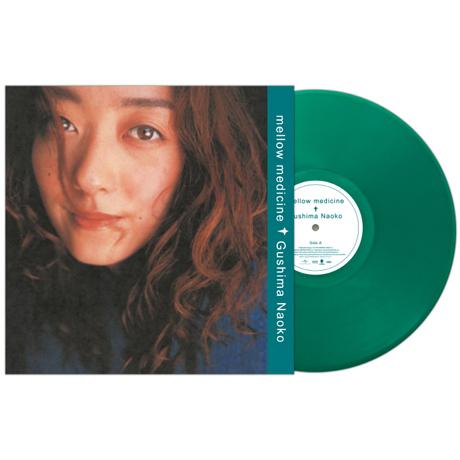 MELLOW MEDECINE [2021 일본 레코드 데이 한정반] [CLEAR GREEN LP]