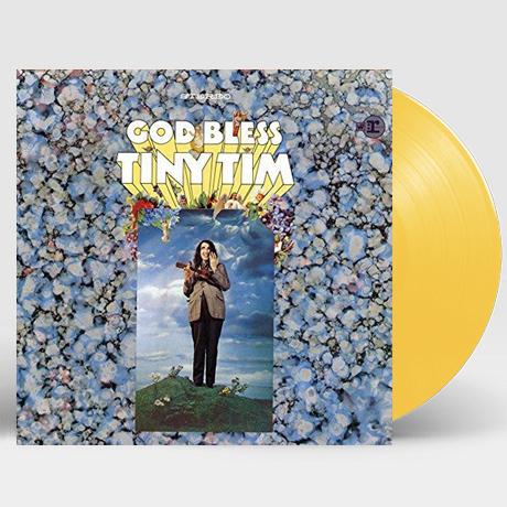 GOD BLESS TINY TIM [YELLOW TULIP LP]