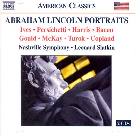 ABRAHAM LINCOLN PORTRAITS/ LEONARD SLATKIN
