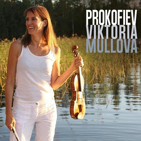 VIOLIN CONCERTO NO.2/ VIKTORIA MULLOVA [프로코피에프: 바이올린 협주곡 2번, 무반주 바이올린 소나타, 두 대의 바이올린을 위한 소나타 - 뮬로바, 예르비]