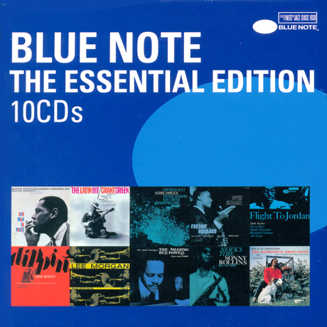 BLUE NOTE: THE ESSENTIAL EDITION [블루노트 에센셜 에디션]