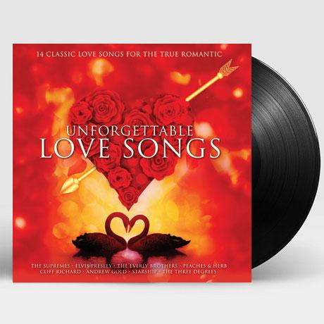 UNFORGETTABLE LOVE SONGS [180G LP]