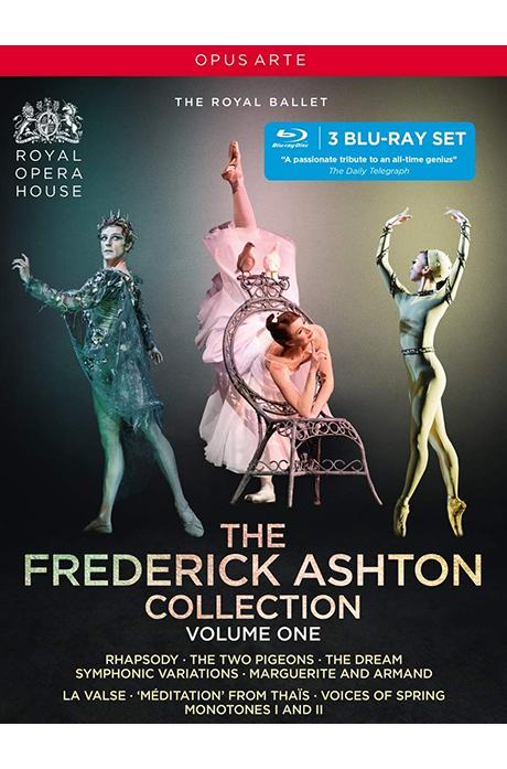 THE FREDERICK ASHTON COLLECTION VOLUME ONE [프레드릭 애쉬톤 컬렉션 VOL.1]
