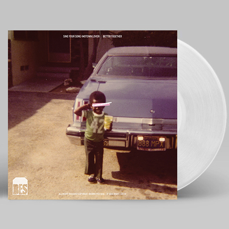 "IT` SOUL RIGHT [7"" CLEAR LP]"