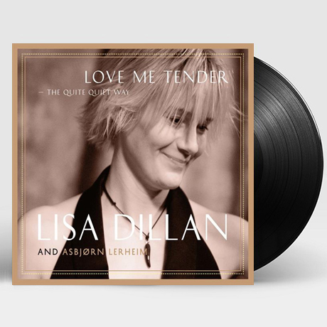 LOVE ME TENDER: WITH ASBJORN LERHEIM [LP]