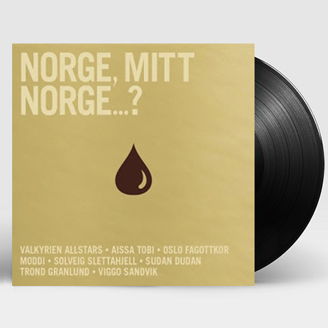 NORGE, MITT NORGE... [LP]