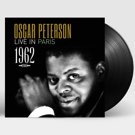 LIVE IN PARIS 1962 [LP] [한정반]
